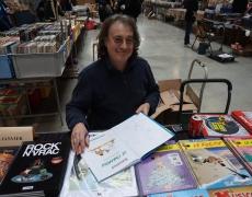 Iggy Pop et Rantanplan à la Hall au Blé de Bourges