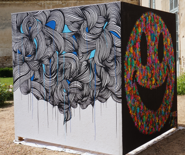 article-blog-street-art-montpellier-chateau-mogere-damien-carboni