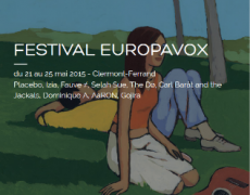 Festival Europavox à Clermont-Ferrand