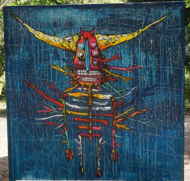 street-art-montpellier-chateau-mogere-carboni-damien-journaliste
