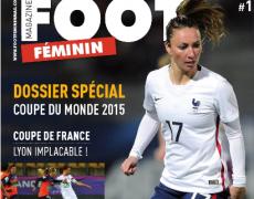 Foot Féminin Magazine – une du numéro #1