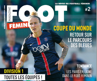 foot f minin magazine les paris en ligne dans le football f minin damien carboni damien. Black Bedroom Furniture Sets. Home Design Ideas