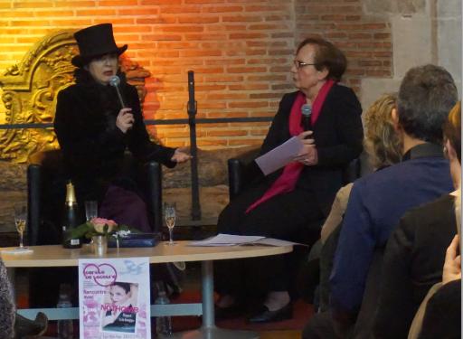 amélie-nothomb-damien-carboni-journaliste-bourges