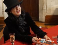 Rencontre avec Amélie Nothomb à Bourges